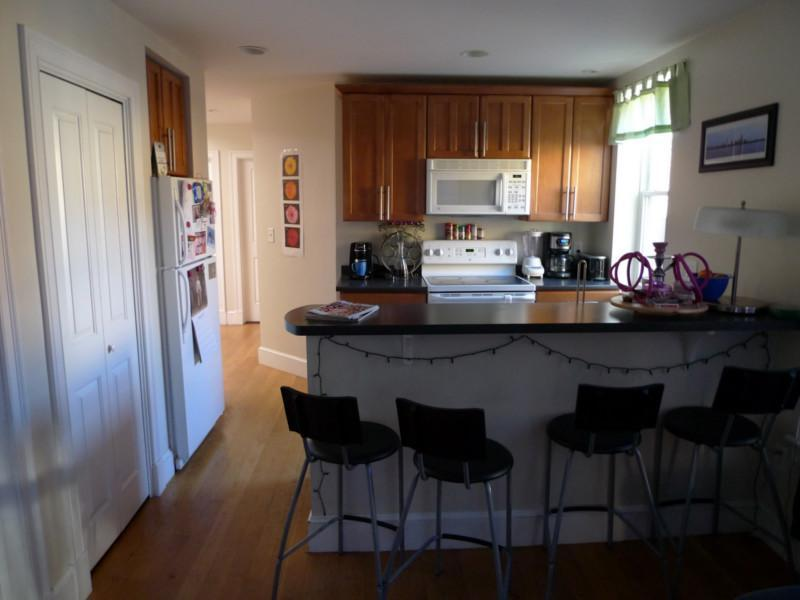 Completely Renovated 3 Bed in Mission Hill