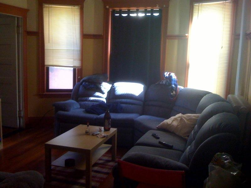 4 Bd w/ heat included! Avail September 1