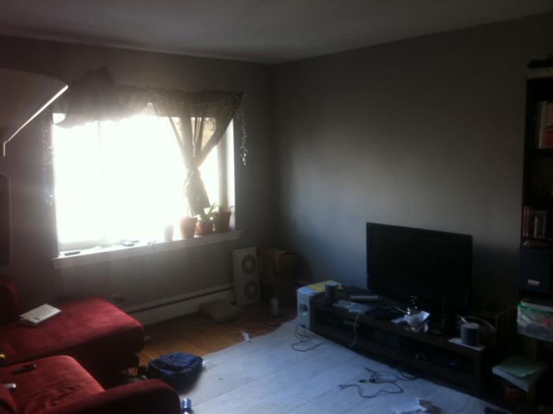 CHARMING TOP FLOOR 2 BED, HEAT AND HOT WATER INCLUDED FOR 09/01/2017