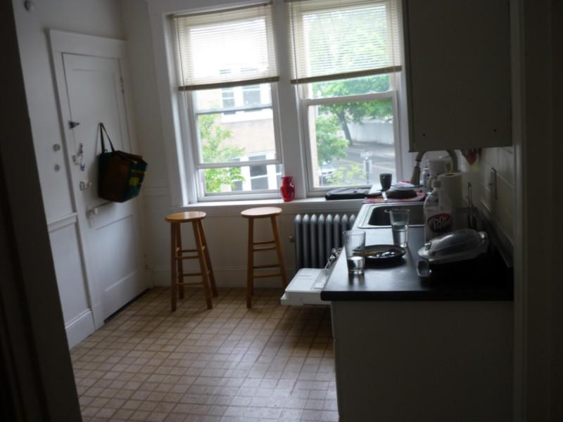 9/1 EXTRAORDINARY COOLIDGE CORNER 4BR W RENOVATED EAT-IN KIT!