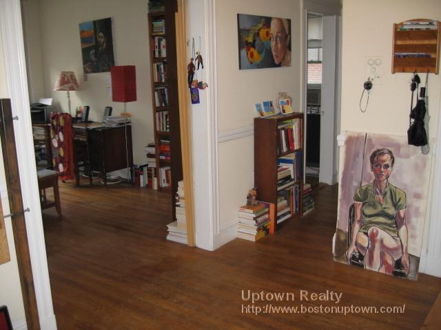 1 Bd on Lothian Rd., Avail 09/01, Pet Ok, HT/HW, Street Parking