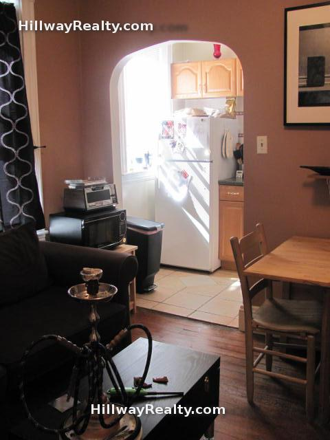 1 bed in Washington Square with Ht/Hw incl, for Sept 1st! SEE for FREE