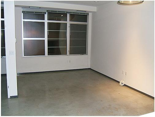 Mod Loftish 2 Bed on E. Berkeley St., HT/HW, Avail 06/01, Pet Ok, AC