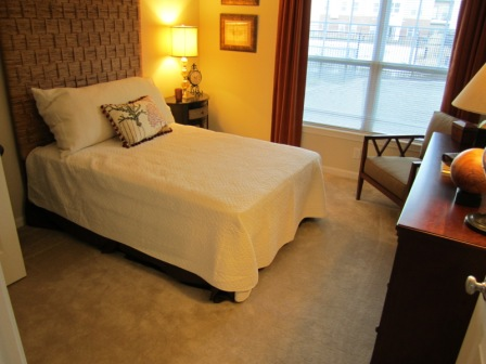 1 Bd, Avail Now, Pet Ok, Walk-In Closet, Laundry in Unit, Yard, Balcon