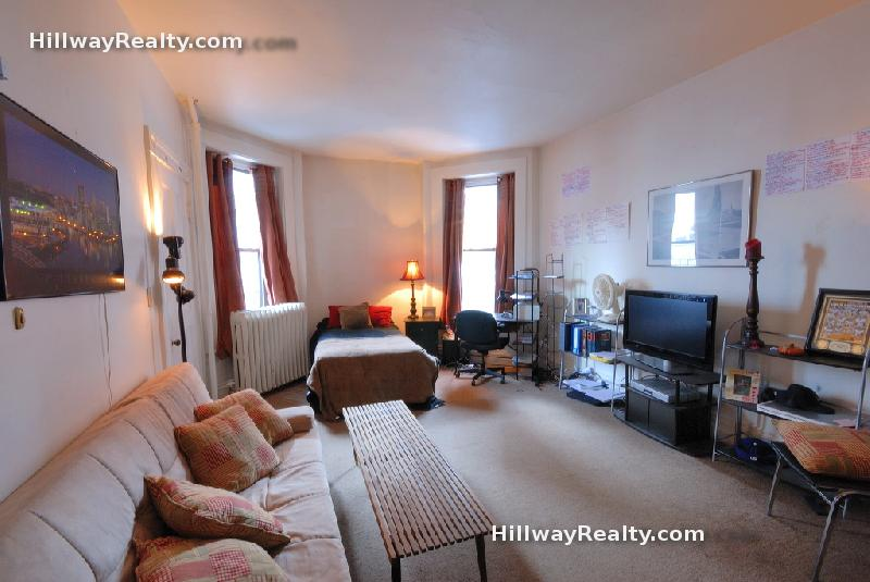 SPACIOUS BACK BAY STUDIO, LIVE IN THE HEART OF TRENDY AND ALIVE!!