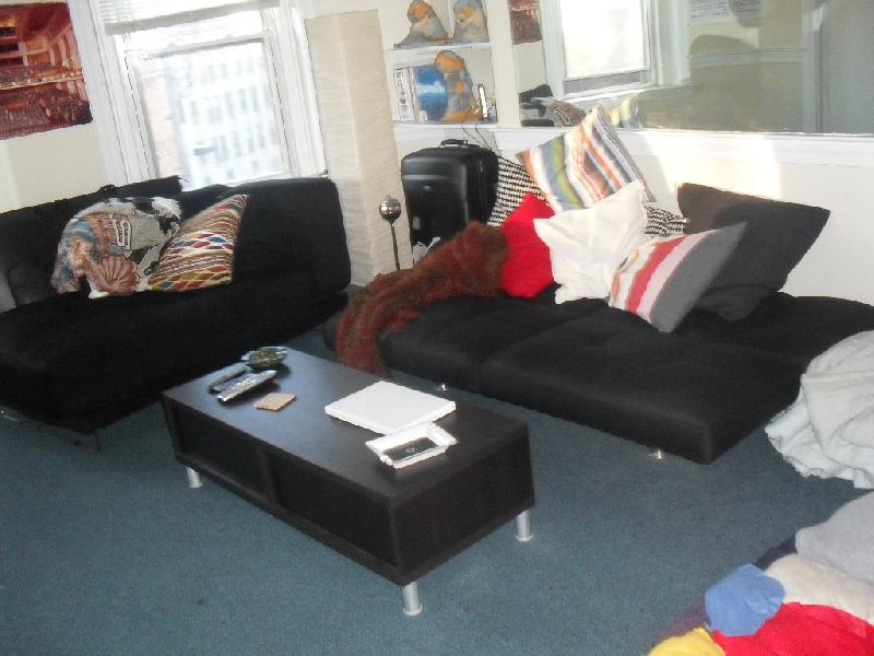 LOW FEE!! 2 bed in heart of Brigham CIrcle, Sept 1st!