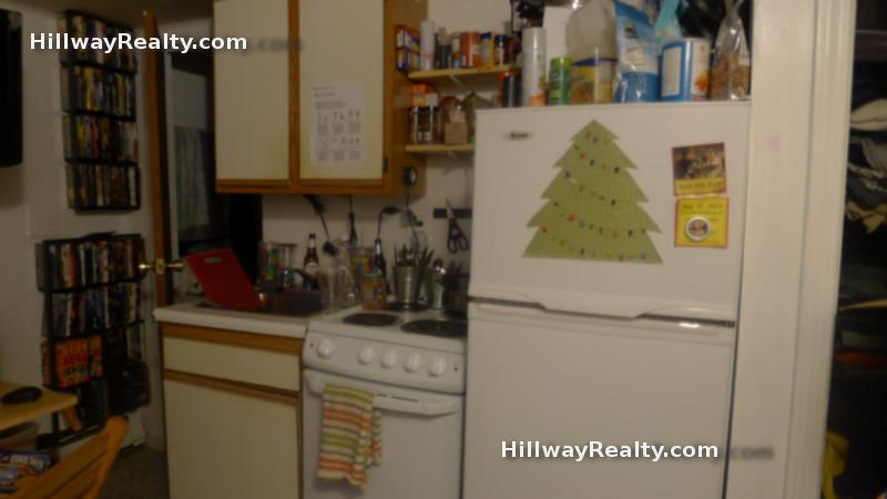 Cozy studio on South Huntington for SEPT, HT/HW, lowest price