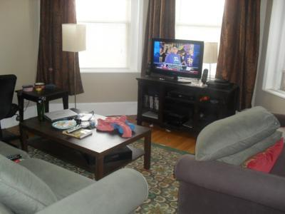 **KENMORE SQ**Heat & Hot Water Included & Renovated!