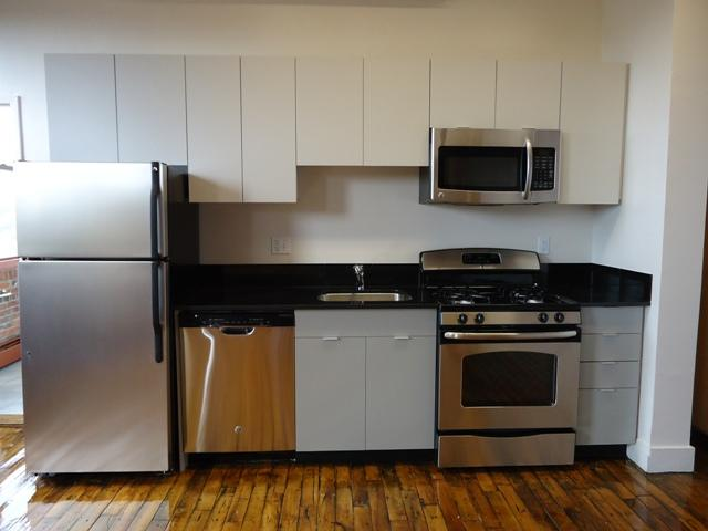 Loft with brand new kitchen....Enormous open space.