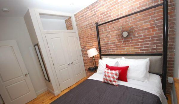FULLY FURNISHED BACK BAY 1 bed!