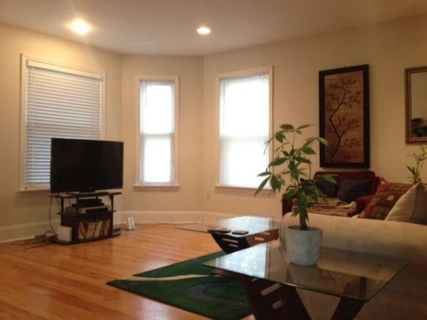 3 bed  DUPLEX Aspinwall Ave, Brookline