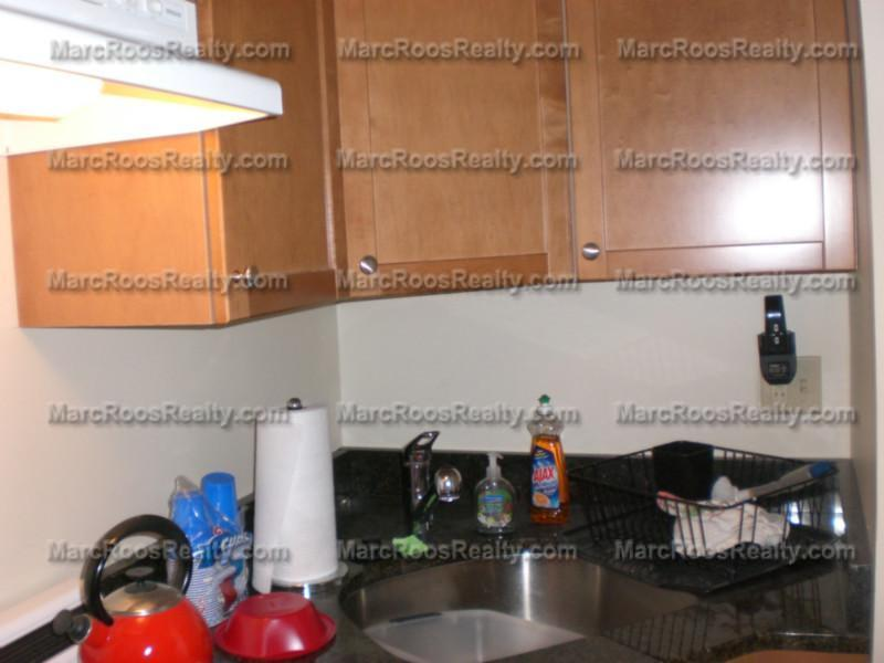 Studio on , Laundry in Building, Granite Counter Tops, Open Layout