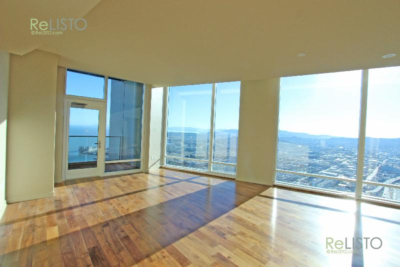 Exclusive Opportunity- The highest Penthouse In SF* - $8.65K