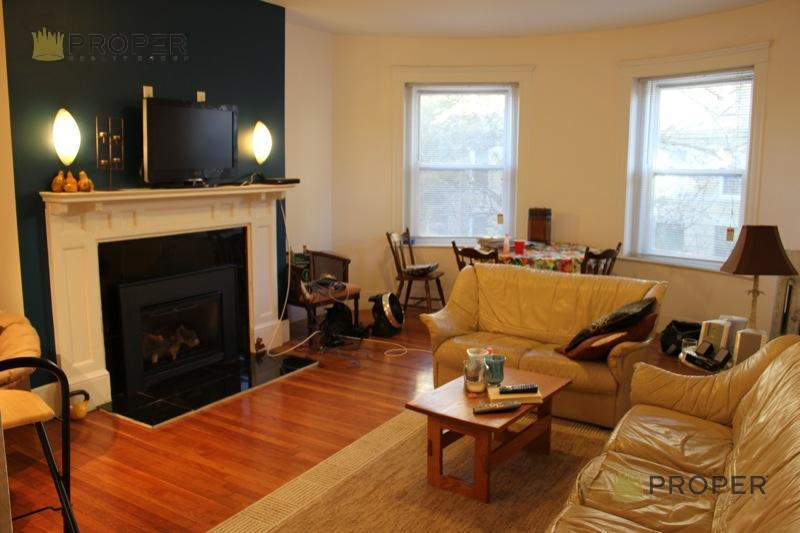 4 Bd, Avail 09/01, Gas Fireplace, Porch, Completely Renovated