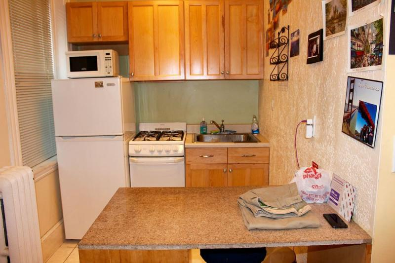 1 Bd, HT/HW, Avail 09/01, Laundry in Building, New/Renovated Kitchen