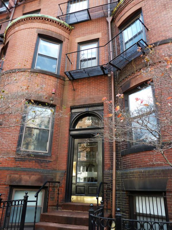 Pictures of  property for rent on Beacon St., Boston, MA 02215