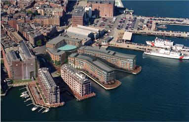 Complex at Battery Wharf