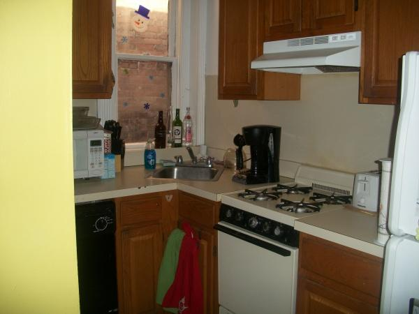 2 Bd Split in Fenway, Avail 09/01, HT/HW, Parking Available