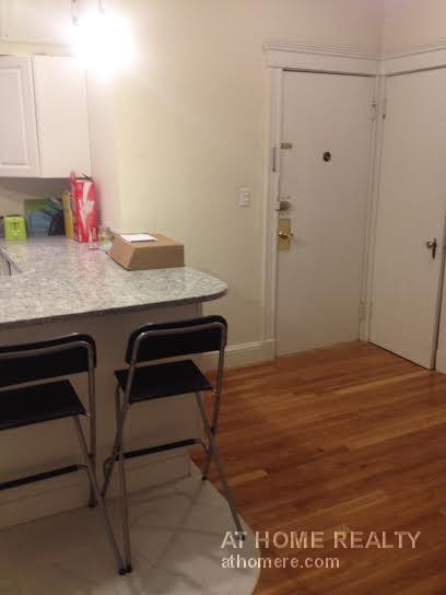 RENOVATED 3 BED IN  ELEVATOR  BLDNG, HT/HW INCL, STEPS FROM BC