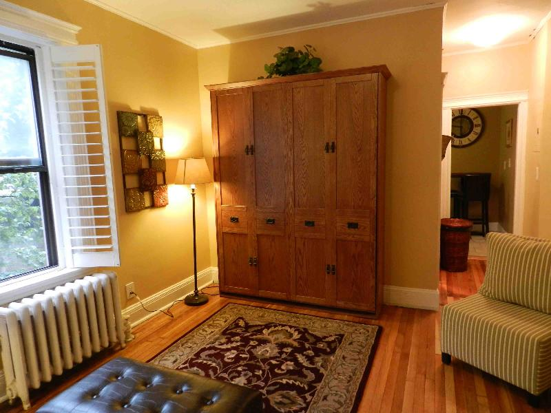 Beautiful Furnished 2 Bedroom on Charles River