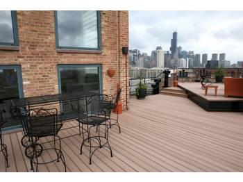 1 BED LOFT IN RIVER WEST