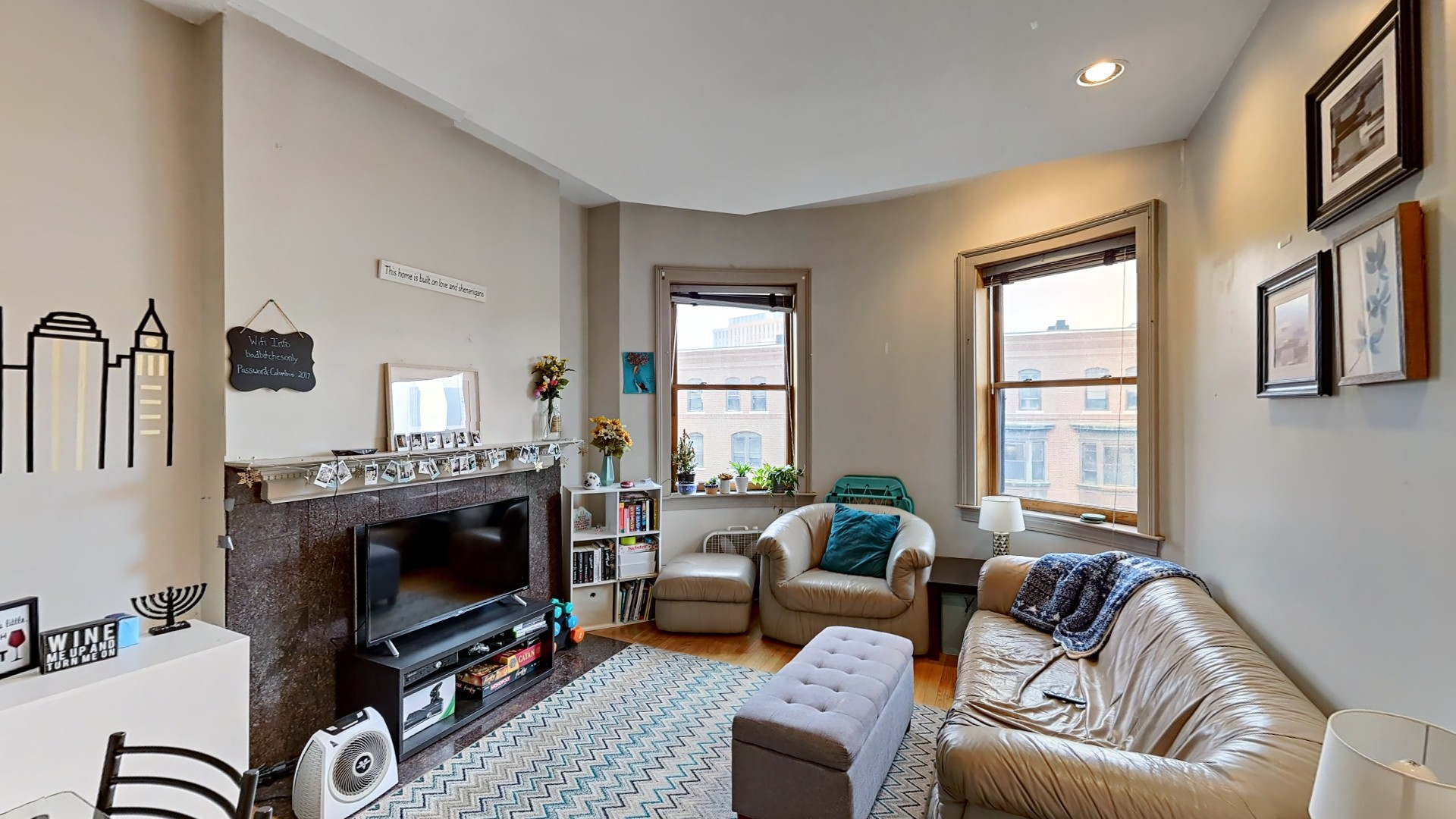 4 Beds, 1 Bath apartment in Boston, Fenway for $5,000