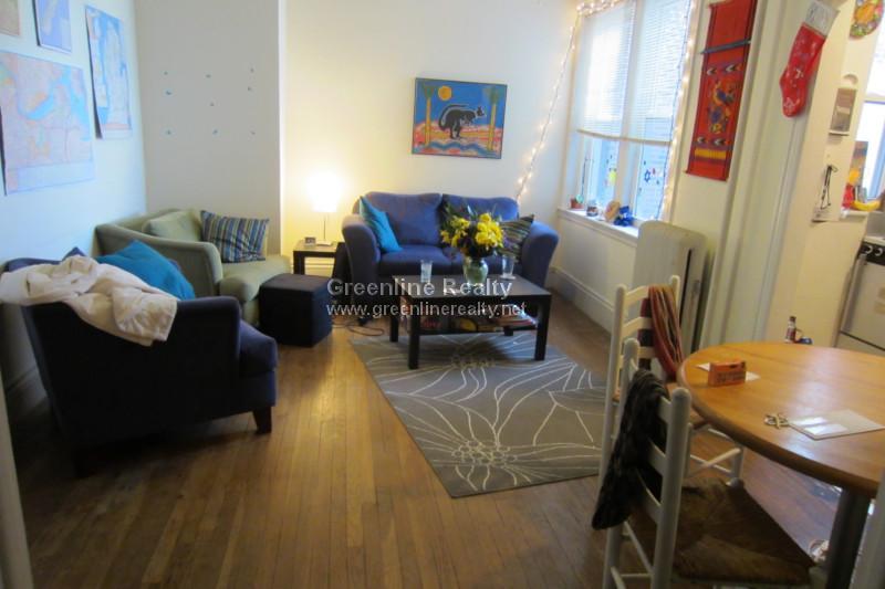 2 Bed walk to BC, September 1 - H/HW - GARAGE AVAIL