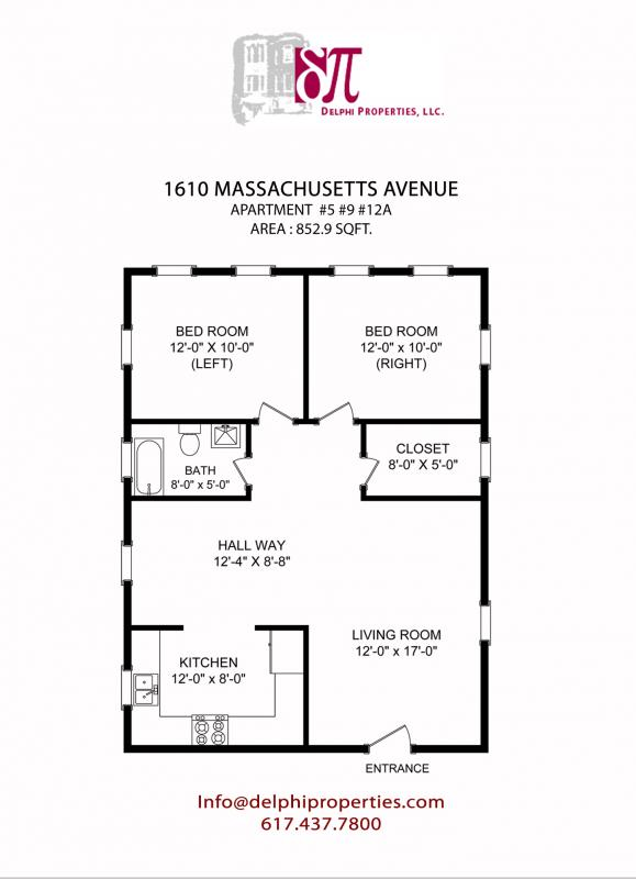 1610 Massachusetts Ave., Cambridge, MA 02138