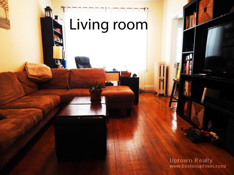 2 Bd on Commonwealth Ave., HT/HW Incl.  09//1/13  Cats and Dogs are ok