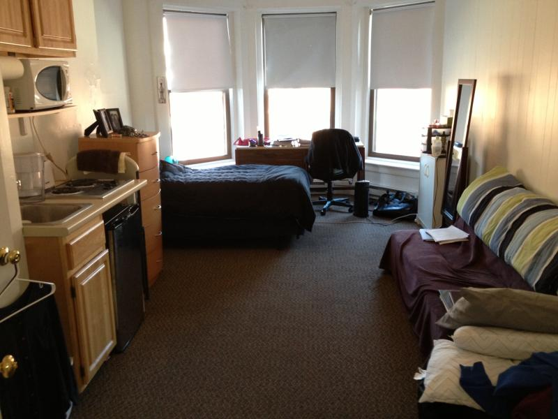Studio on Newbury St., Parking For Rent