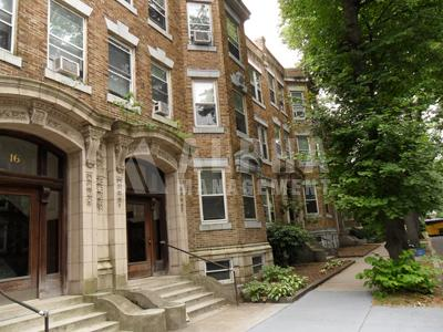 Pictures of  property for rent on Euston St., Brookline, MA 02446