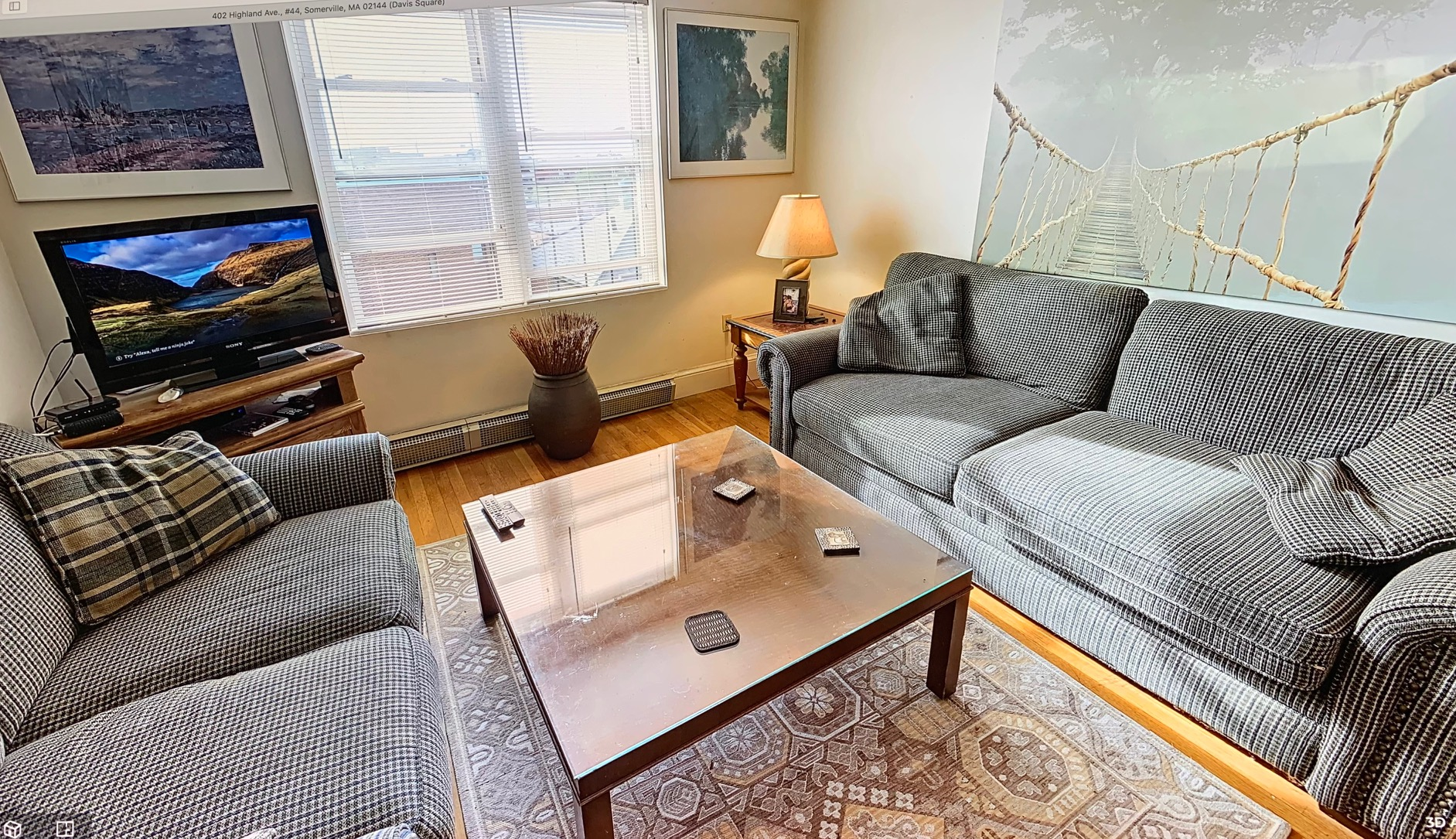 1 Bed, 1 Bath apartment in Somerville, Davis Square for $1,995