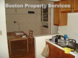 2 Bd on Beacon St., Brookline, HT/HW, Avail 09/01, Laundry in Building