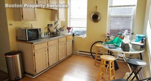 3 Bd on Huntington Ave., Avail 09/01, Laundry in Building