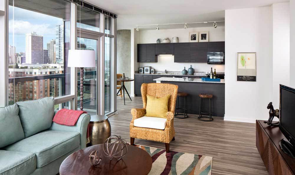 2 Beds, 2 Baths apartment in Chicago for $3,430