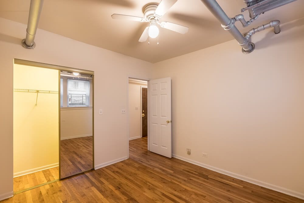 2 Beds, 1 Bath apartment in Chicago for $1,600
