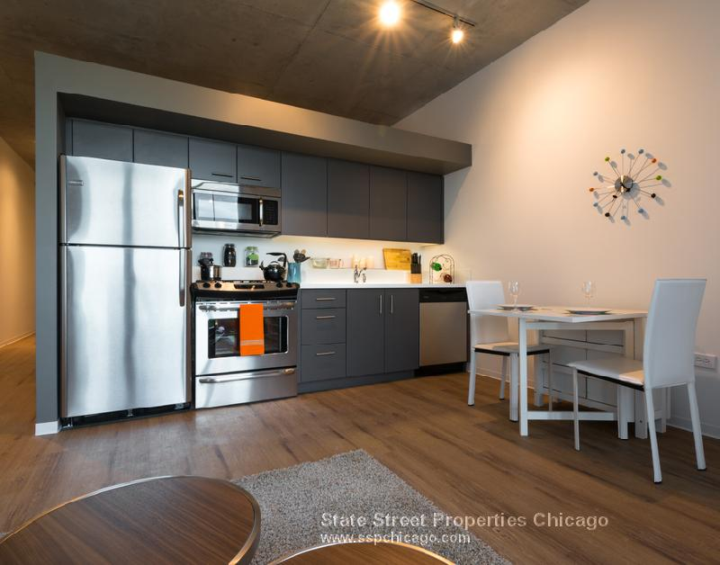 0.5 Beds, 1 Bath apartment in Chicago, Wicker Park for $1,895
