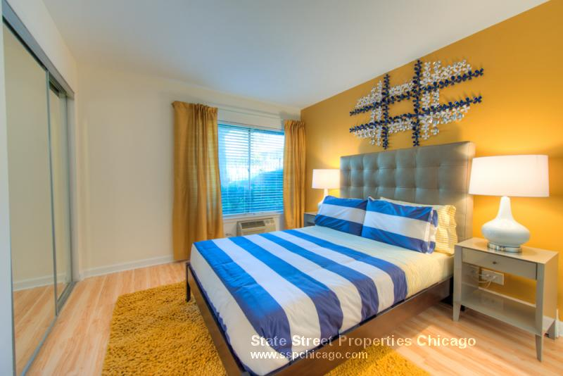 1 BED UNIT IN LAKEVIEW