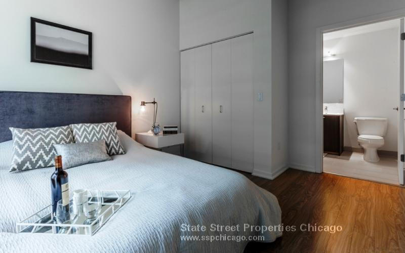 1 BED/1 BATH IN THE SOUTH LOOP