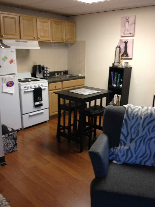 Studio on Bay State Rd., Parking For Rent