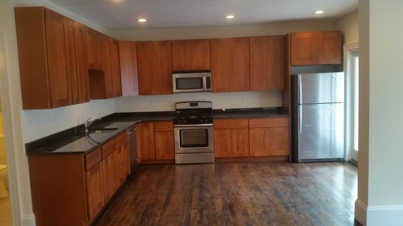 NO FEE Renovated 4 bed with balcony avail NOW