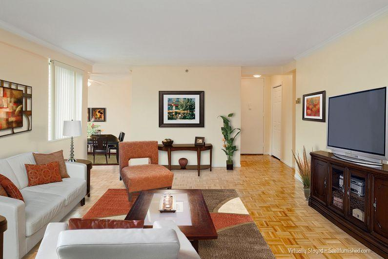 2 Bd on Beacon St., 2 Bath, Microwave, Carpet, Dining Room, Elevator