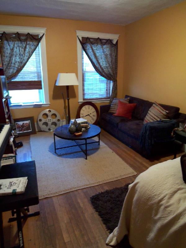 Avail 9/1 - Remarkable, Spacious 1 BR Split on Hemenway