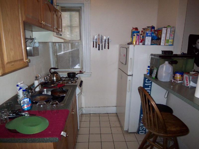 Avail 9/1 - Inviting Comfortable 2 BR Split on Peterborough St