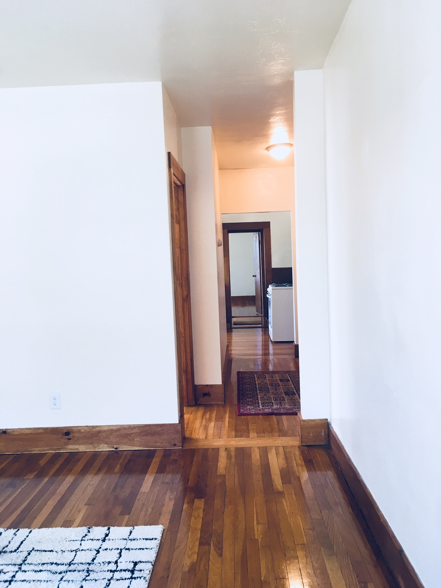 Pictures of  property for rent on Washington St., Boston, MA 02131