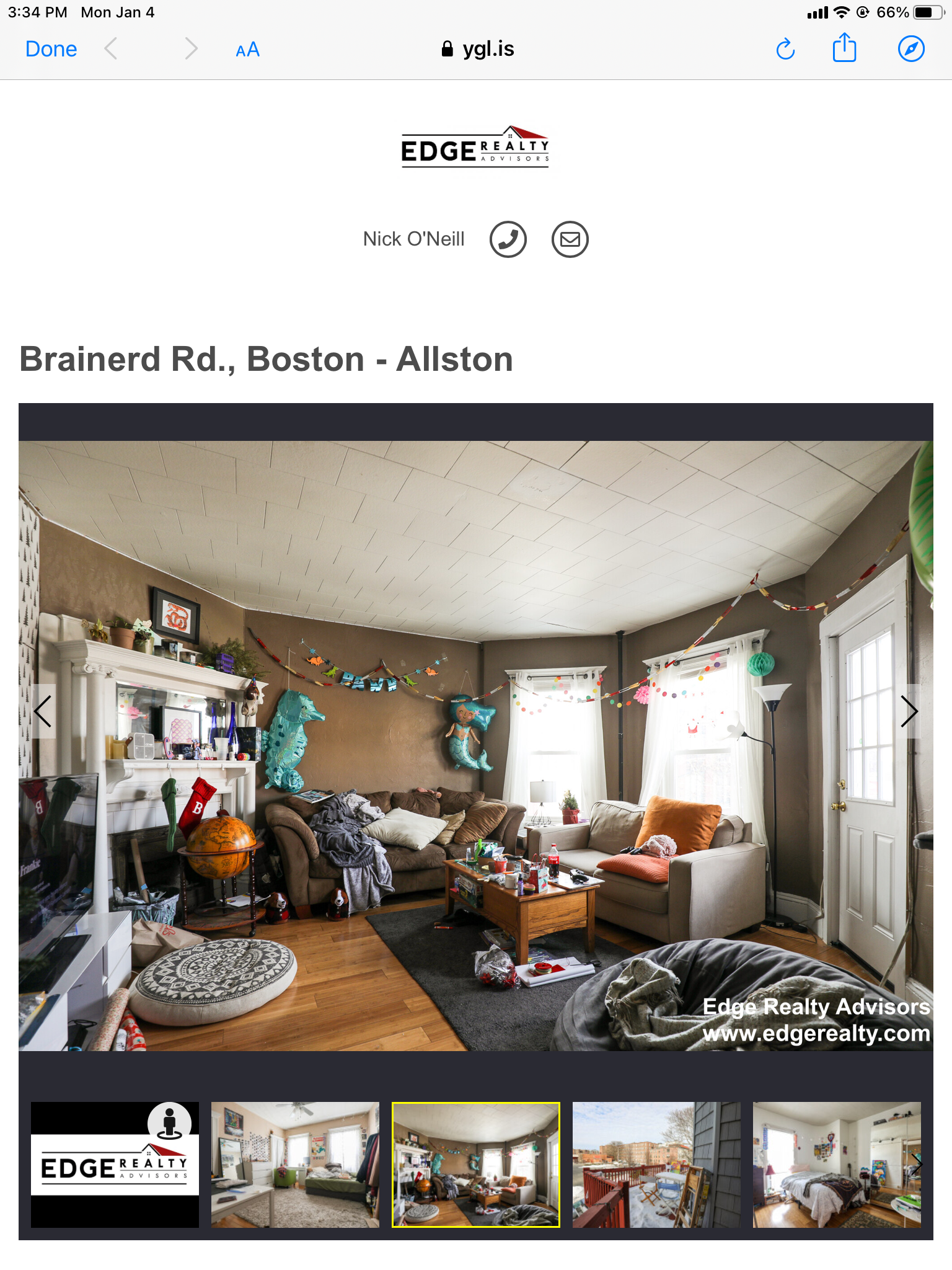 5 Beds, 2 Baths apartment in Boston, Allston for $4,500