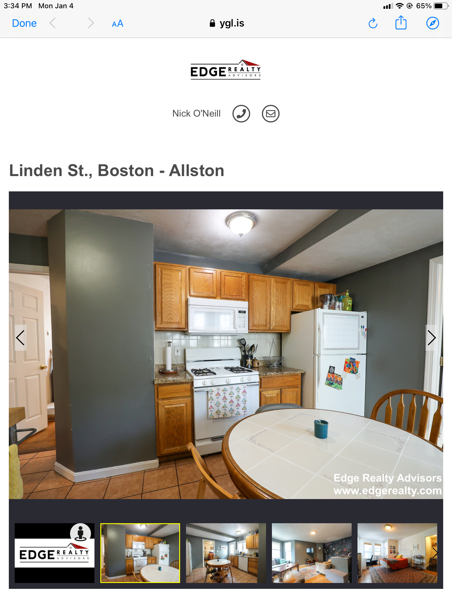 5 Beds, 3 Baths apartment in Boston, Allston for $4,500