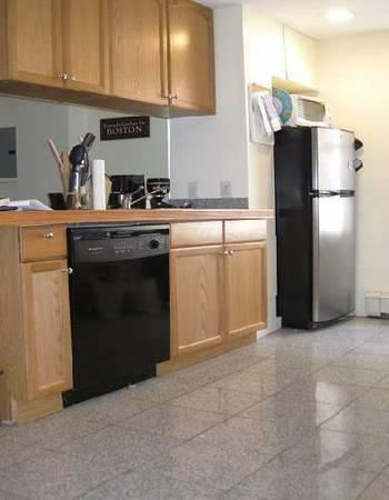 2 Bd North End, Dishwasher, Laundry in Building