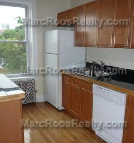 3 Bd on , Renovated Kitchen, Porch, Dishwasher, Laundry in Building