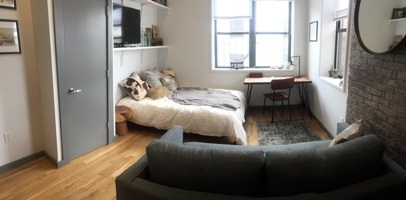WONDERFUL STUDIO BOWDOIN ST AV NOW EXCITING AND CLOSE TO SHOPS CALL JC